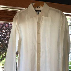 Men's dress shirt - white